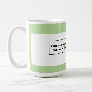 Mug for tea - calm