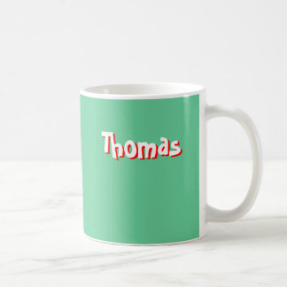 Mug for Thomas