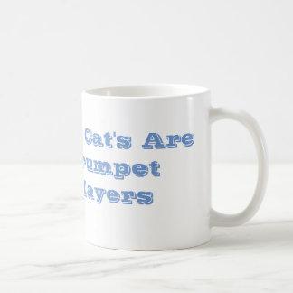 mug for trumpet player