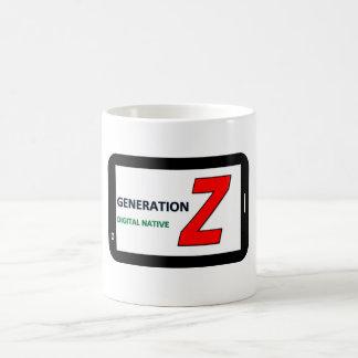 Mug for Z-generation