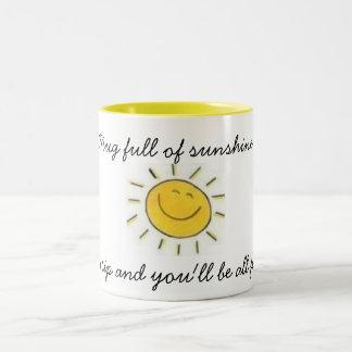 Mug full of sunshine