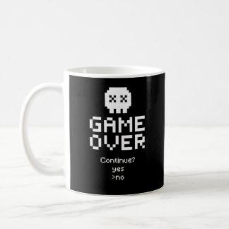 Mug Game Over Yes/Em