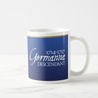 Mug: Germanna Descendant Coffee Mug