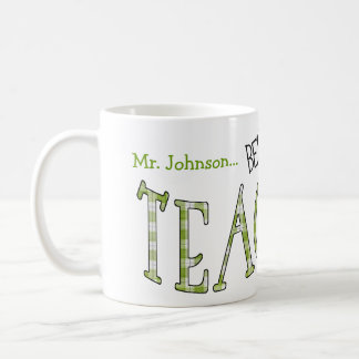 Mug gift for your child's teacher