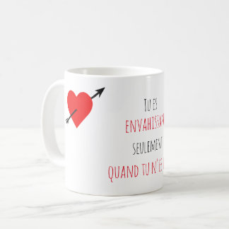 Mug gift for your wife - Quotation of love
