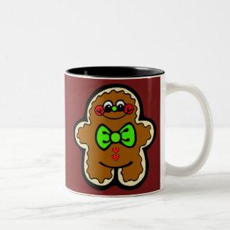 Mug - Gingerbread Man