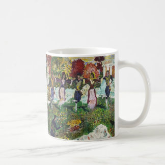 Mug Greek Dancers
