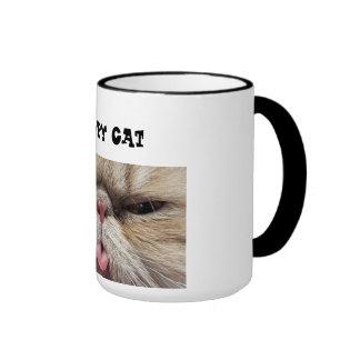 mug,grumpy cat ringer coffee mug