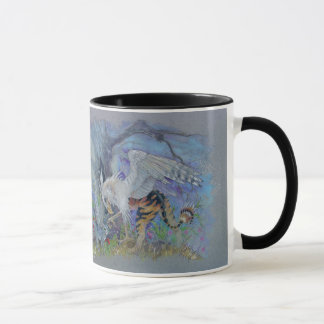 Mug - Gryphon & the Fairy Cat