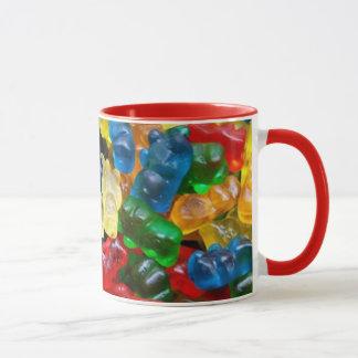 mug, gummy bears mug