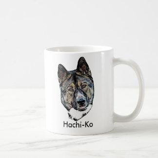 Mug: Hachi-Ko Coffee Mug