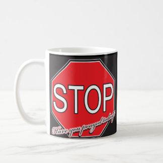 mug half