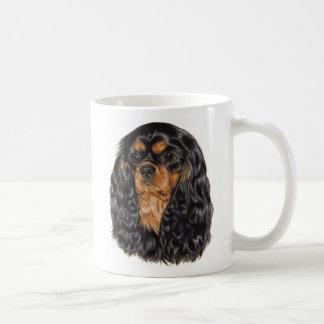 Mug :Happiness is a Cavalier King Charles...