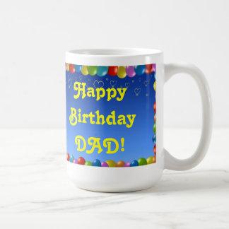 Mug Happy Birthday DAD