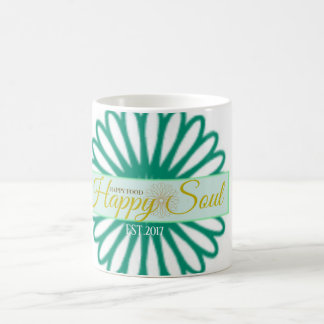 Mug Happy Food-Happy Soul
