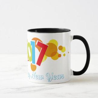 mug happy new year 2017