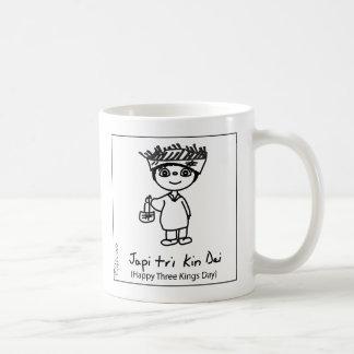 Mug, Happy Three Kings Day Coffee Mug