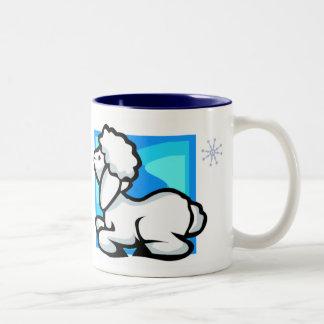Mug - Holiday Lamb