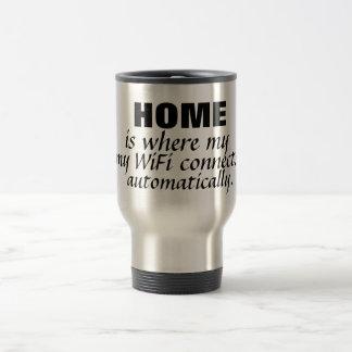 Mug | Home is where...