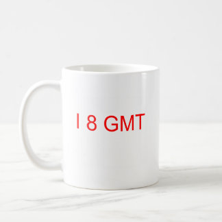 Mug - I LOVE BST  I HATE GMT