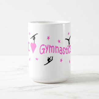 Mug - I Love Gymnastics