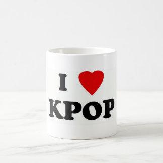 mug i love kpop