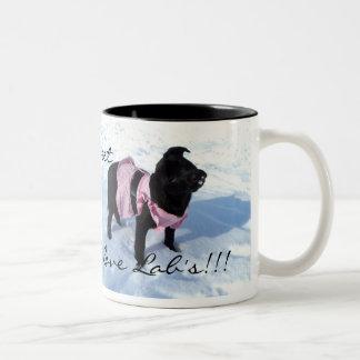 Mug - I Love Lab's!!!, ...