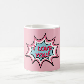 Mug I Love You Rosa