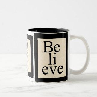 Mug - Imagine Dream Believe