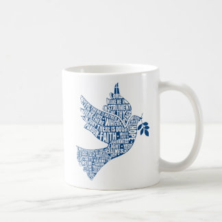 Mug: Instruments of Peace (St. Francis) Coffee Mug
