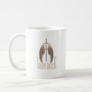"Mug ""Iron Duck""!"