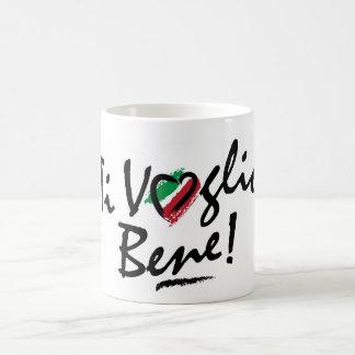 Mug: Italian Ti voglio bene Coffee Mug