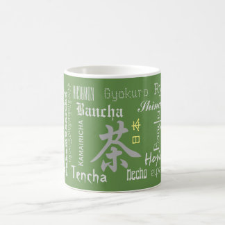 Mug Japanese Tea Typo