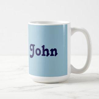 Mug John