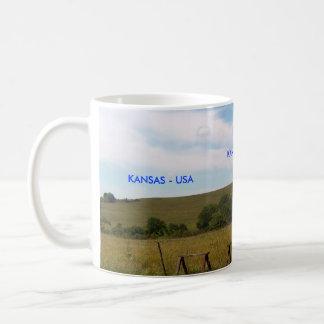 Mug/Kansas Coffee Mug