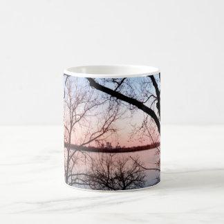 Mug: Lake Harriet, Minneapolis Skyline Coffee Mug