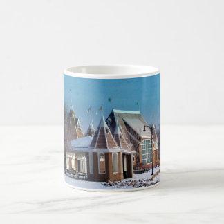"""Mug: Lake Harriet Parkway Bandshell """"Winter""""_ Coffee Mug"""