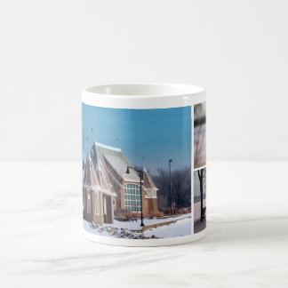 "Mug: Lake Harriet Parkway ""Winter Scenes""__ Coffee Mug"
