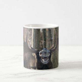 Mug: Laughing Moose Coffee Mug