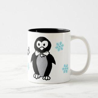 Mug - Let's chill - penguin