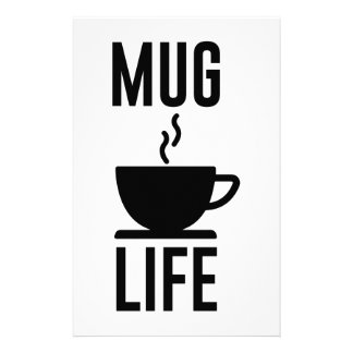 Mug Life Stationery