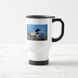 Mug / Loon on Nest & Loon on Water