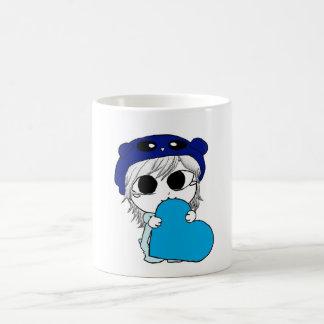 Mug Manga Love Blue