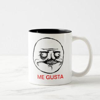 MUG ME GUSTA!