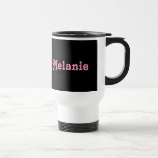 Mug Melanie