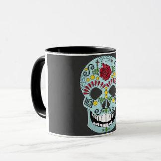 Mug Mexicana Skull