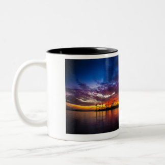 Mug - Mission Bay Rainbow Sunset