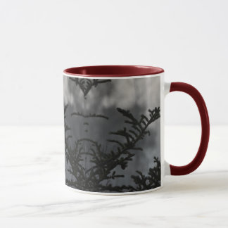 Mug -Misty Forest in monochrome collection