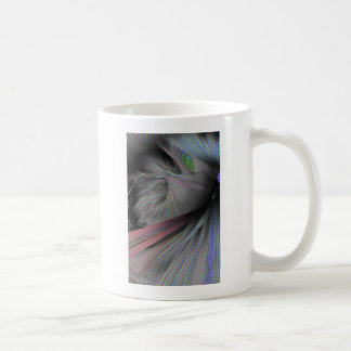 mug, modern design, colourful basic white mug