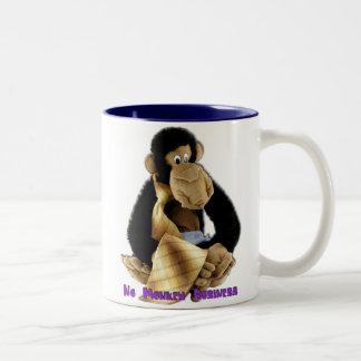 Mug: Mr-Workaholic Two-Tone Coffee Mug
